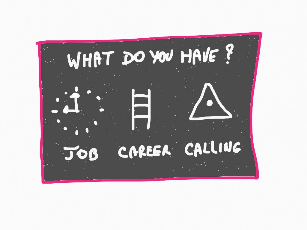 job career or calling com job career calling
