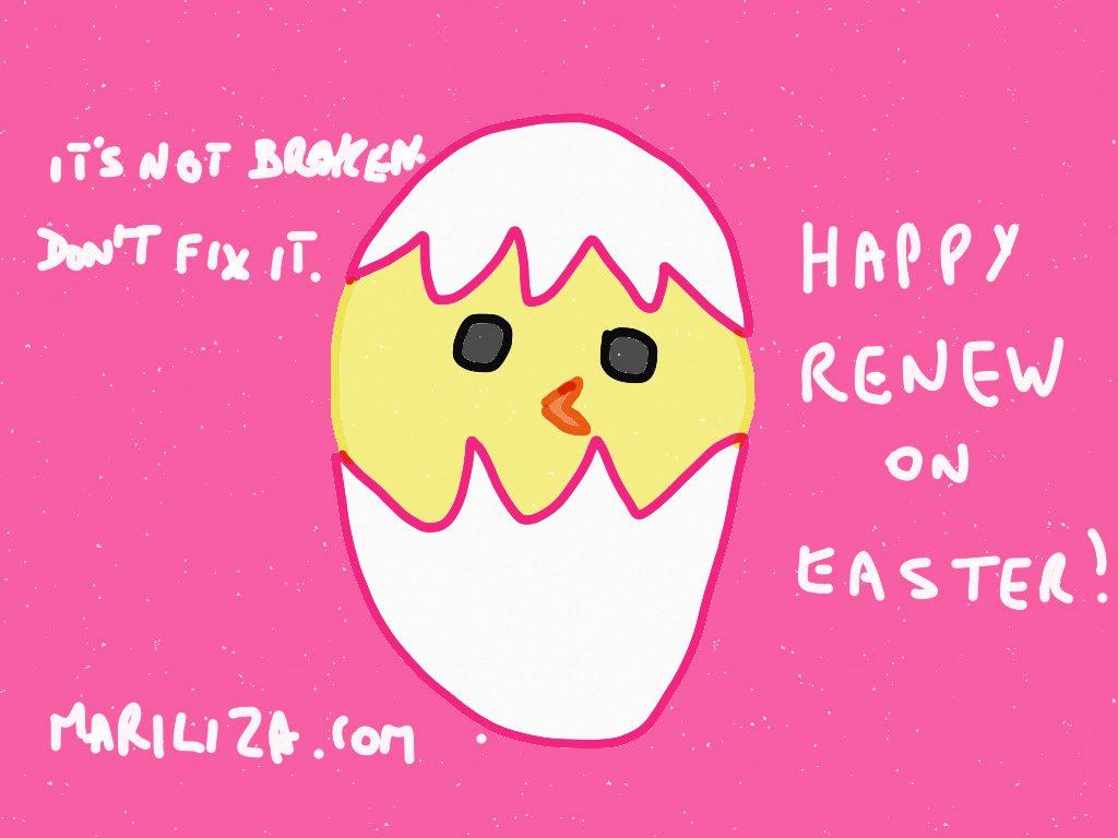 Happy Easter Egg by MariLiza