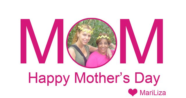 Happy Mothers Day on Earth & in Heaven!